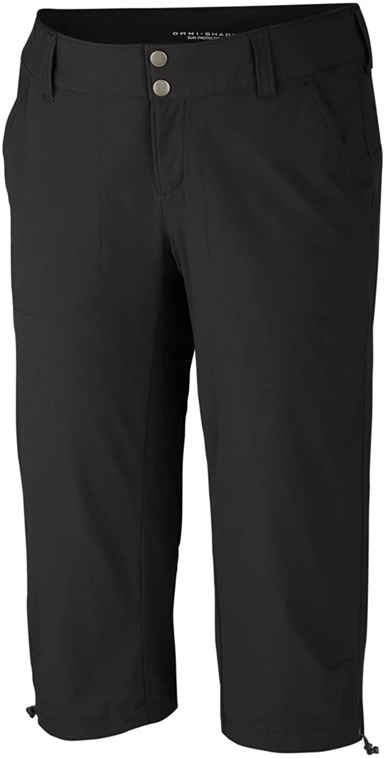 Columbia Saturday Trail II Knee Pant Black 16 18