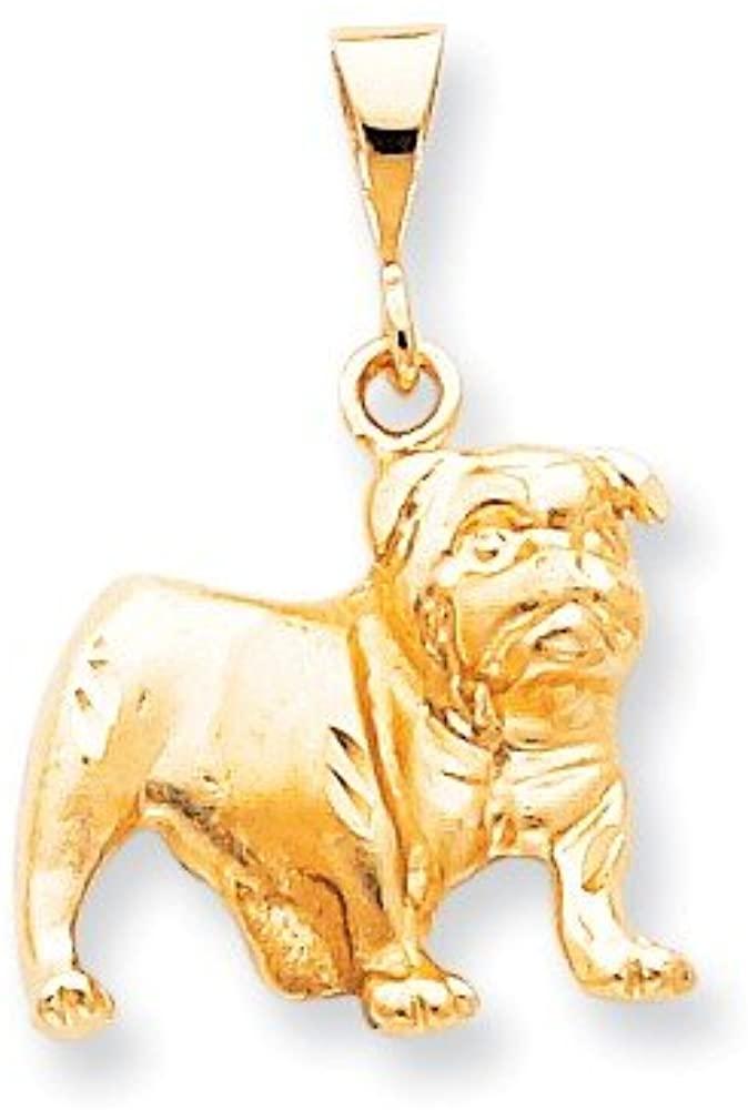 Jewelry Adviser Charms 10k DOG CHARM
