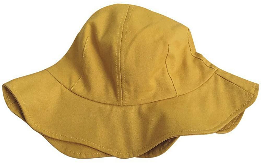 Summer Sun hat, Sunscreen Big hat, Basin hat, Wild Lotus Leaf Fisherman hat Khaki
