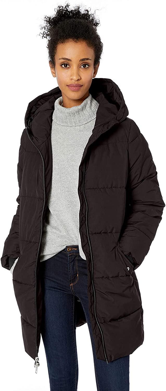DHgate Brand - Daily Ritual Women's Long Water-Resistant Primaloft Puffer Jacket