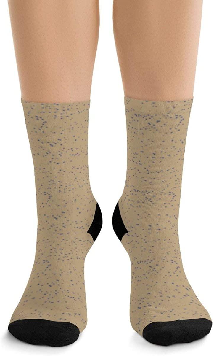 Snow Little Dots Lark IV DTG Socks