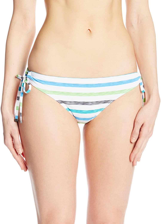 Oakley Women's Playa Stripe Pipeline Bikini Bottom