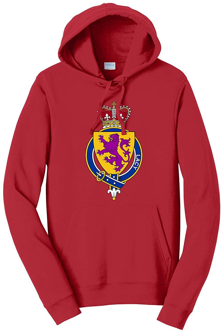 Tenacitee Unisex Irish Garter Family Lacy Hooded Sweatshirt