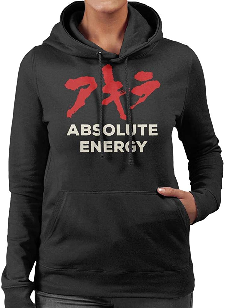 Akira Absolute Energy Women's Hooded Sweatshirt