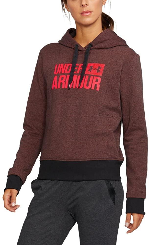 Under Armour UA Threadborne Fleece XS Marathon RED