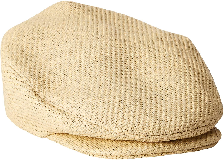Henschel Women's Soft Straw Weave Ivy Hat with Cotton Lining