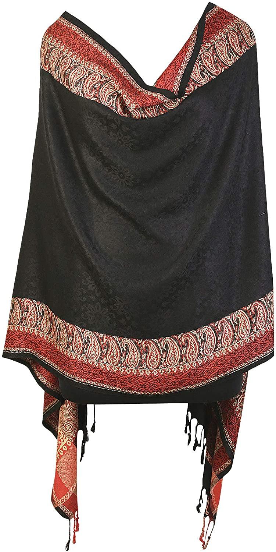 Pashmina Shawls for women Cashmere Scarf | Wrap | Stole