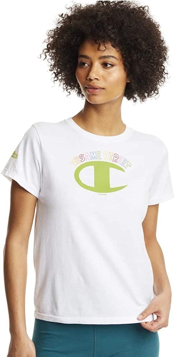 Champion x Sesame Street Women's The Original T-Shirt