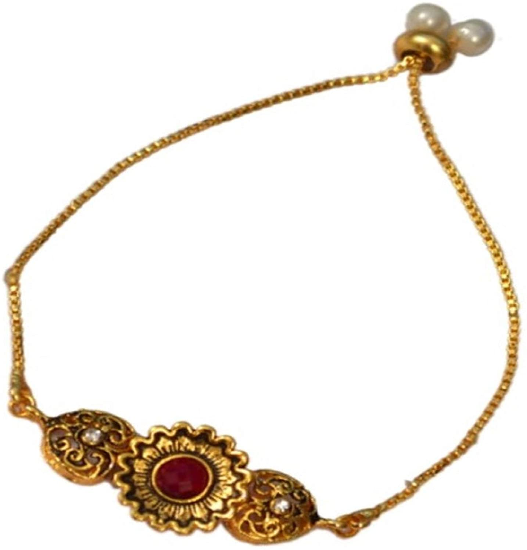 Sansar India Indian Bracelet Jewelry for Women 1405