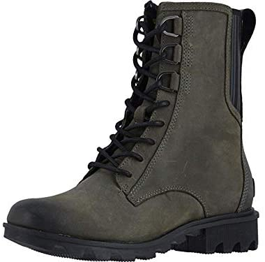 Sorel Womens Phoenix Lace Up Boots