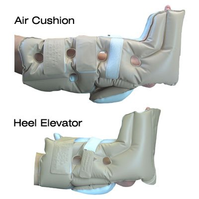 Foot WAFFLE Air Cushion - Foot WAFFLE Heel Elevator