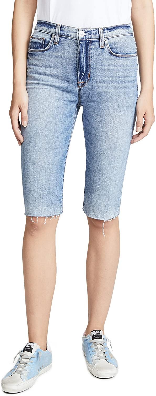 HUDSON Women's Zoeey Cutoff Boyfriend Shorts