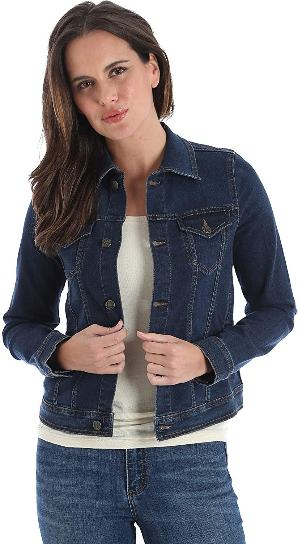 Wrangler Women's Retro Western Denim Jacket