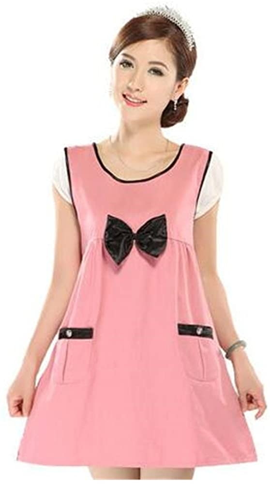 HNSHWH Radiation Suit Anti-Radiation Maternity Clothes Protection Shield Dresses Pink XL