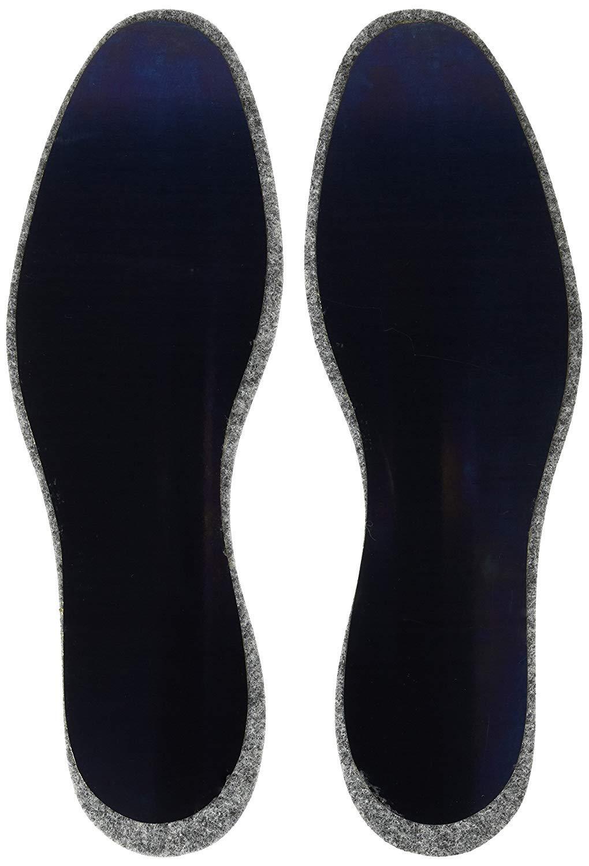 AetnaFelt Full Spring Steel Turf Toe Insole, Women's 8