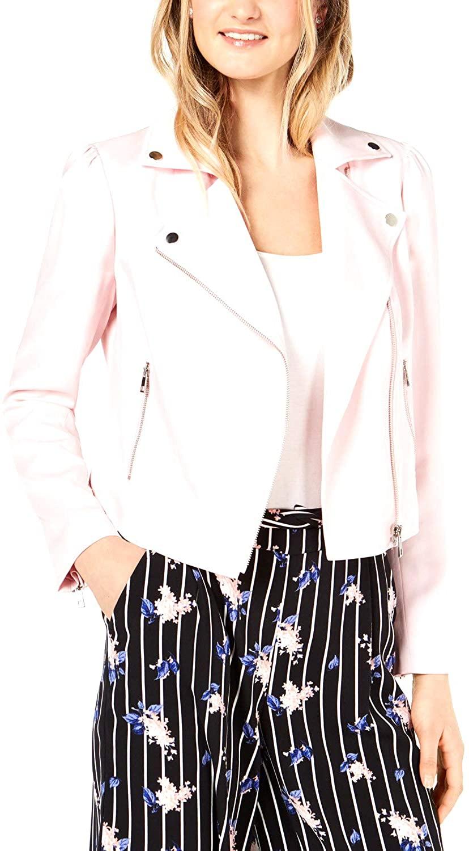 Maison Jules | Moto Jacket | Fiji Pink