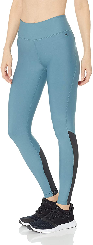 Hurley Women's Quick Dry Compression Mesh Legging