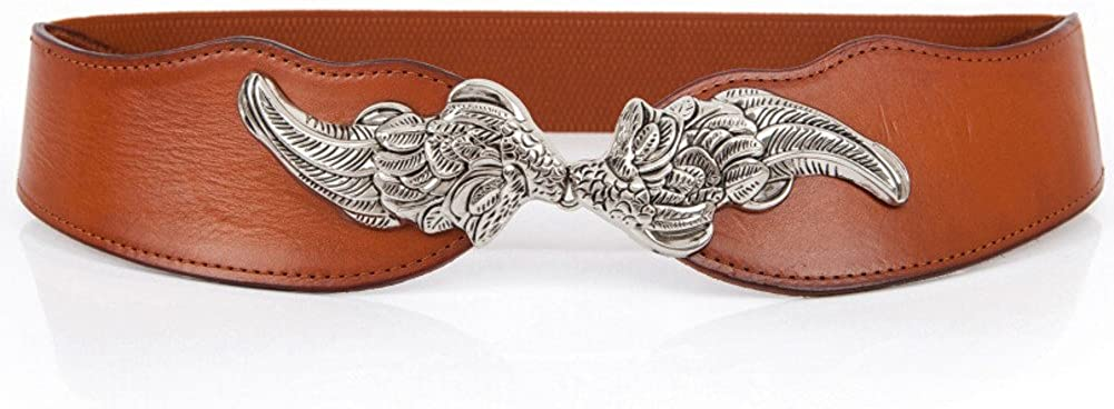 Ladies Personality Decoration Belt,Stylish Of Tightness Retro Belt Decoration Dress Belt