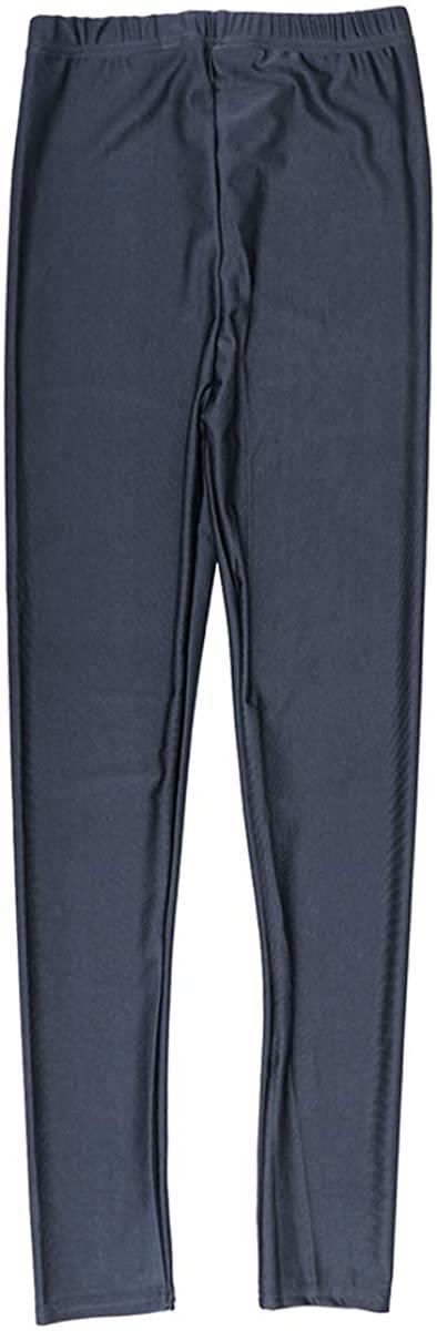 TENDYCOCO Stretch Skinny Slim Leggings Modern Collection for Mowen(Dark Gray Free Size)