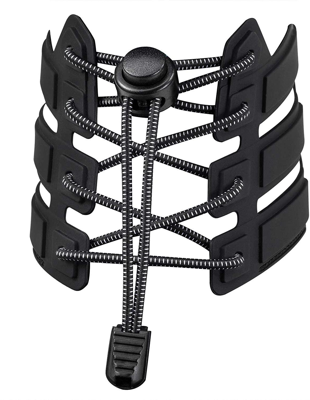 Elastic No Tie Shoelaces for Kids and Adults Adjustable Stretch Shoelaces Tie less Elastic Shoelaces Lock Laces