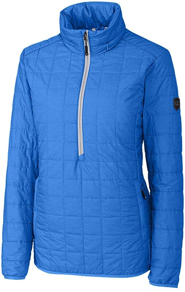 Cutter & Buck Women's Rainier Half Zip Popover