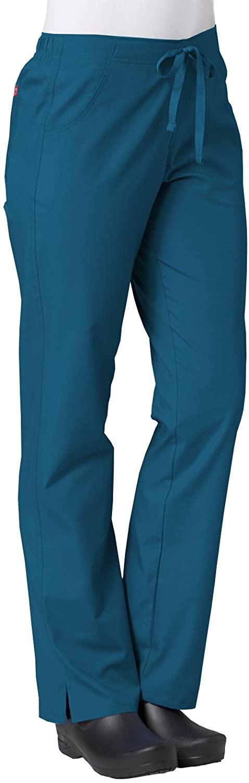 Maevn 9716 Half Elastic Pant Caribbean Blue XXS