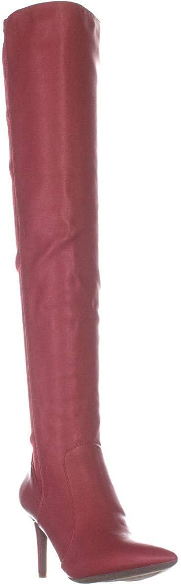 INC International Concepts Womens Izetta Closed Toe Over Knee Fashion Boots