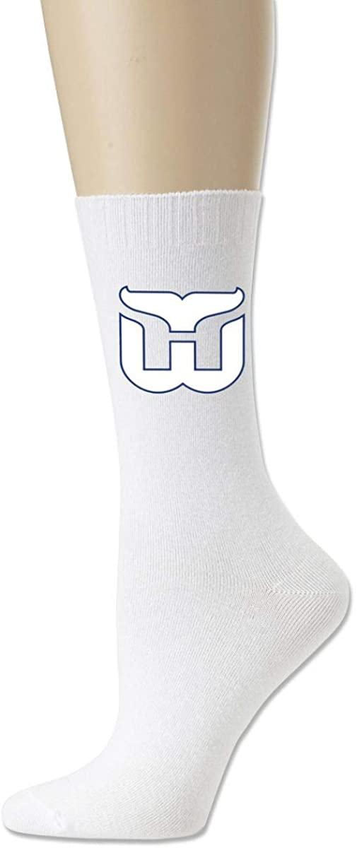 Hartford Whalers Classic Retro Round Neck Cotton Socks Socks For Men Women