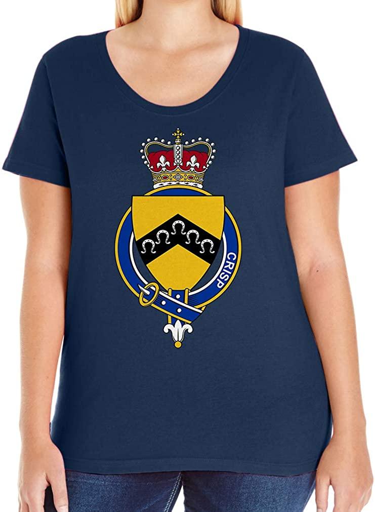 Tenacitee Women's English Garter Family Crisp T-Shirt