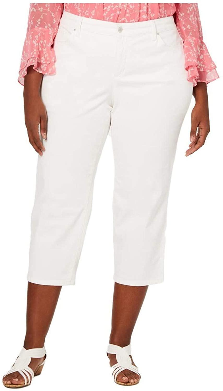 Charter Club Womens White Jeans Size 22W
