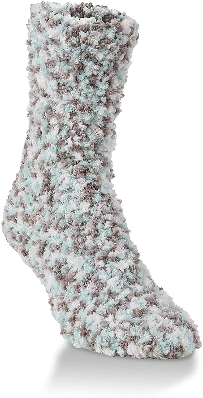 Worlds Softest Womens Cozy Crew Socks (Savannah)