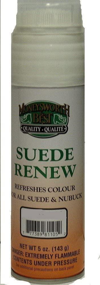 Moneysworth & Best Suede Renew Dye, 5-Ounce, Tan