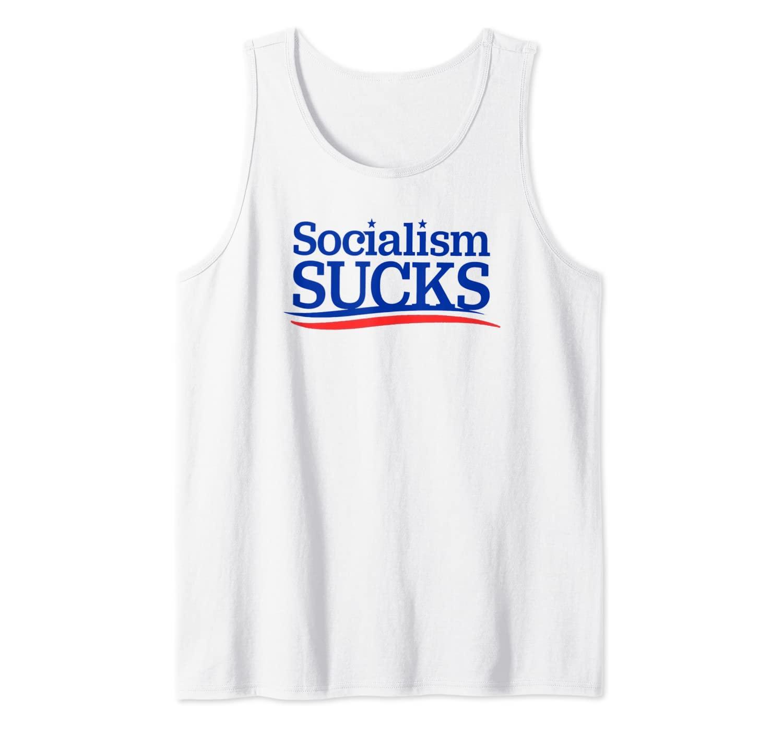 Socialism Sucks Tank Top