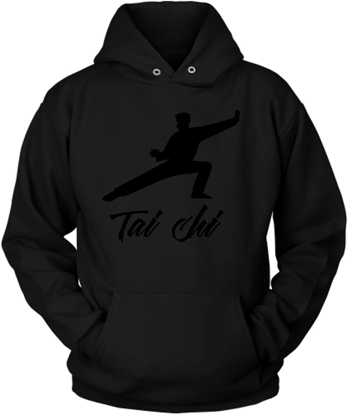 Tai chi Hoodie | Tai chi Cotton Fleece Hoodie | Great Hoodie with a Creative Quote About Tai chi