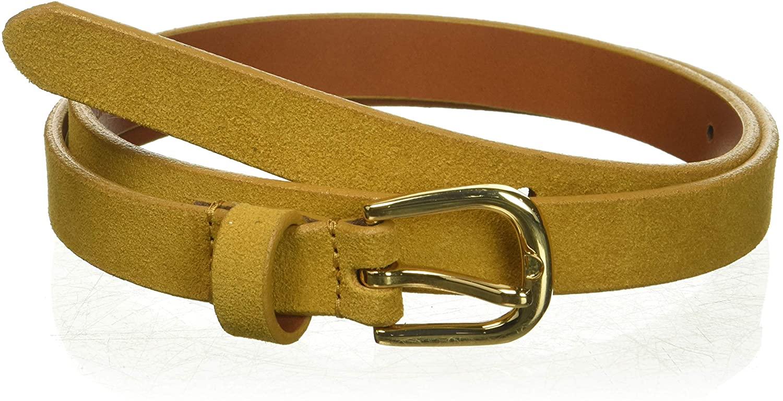 Circa Leathergoods Circa Women's Rich Suede Belt