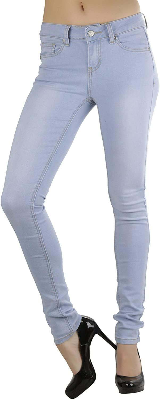 ToBeInStyle Women's Basic Skinny Jeans
