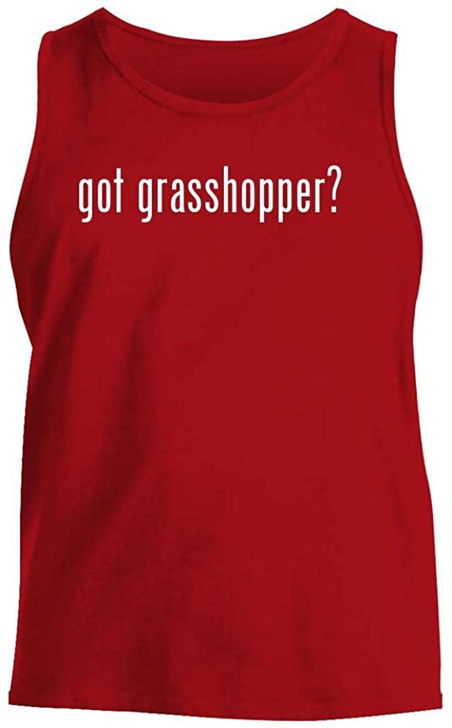 got grasshopper? - Men's Comfortable Tank Top, Red, X-Large