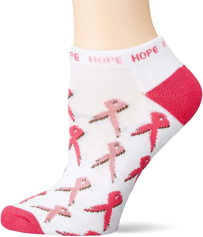 K. Bell Women's Fashion Novelty No Show Socks