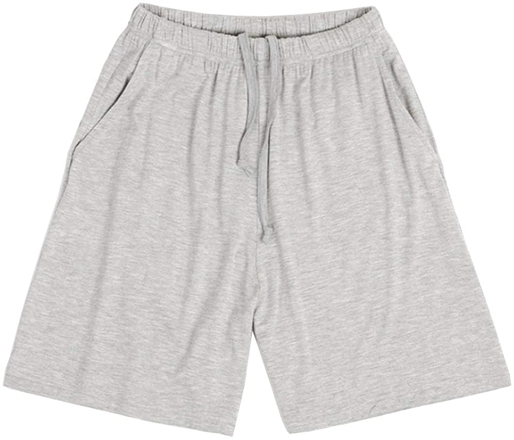 Duyang Womens Soft Loose Modal Cotton Pajama Bottom Stretchy Lounge Short Sleepwear Pants