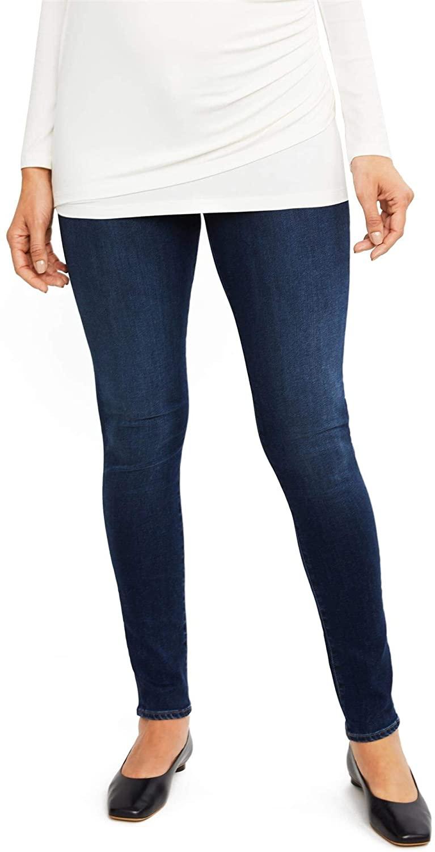 Jbrand Side Panel Skinny Leg Maternity Jeans