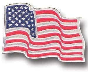 Pin - American Flag