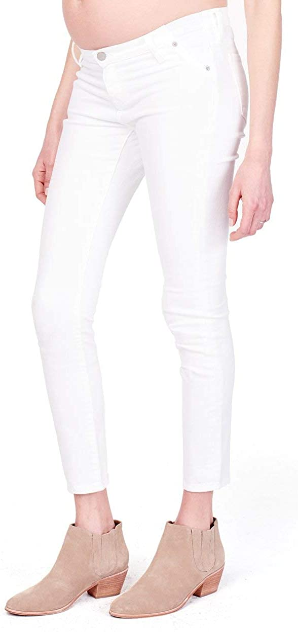 Ingrid & Isabel Womens Maternity Skinny Jean with Inset Panel