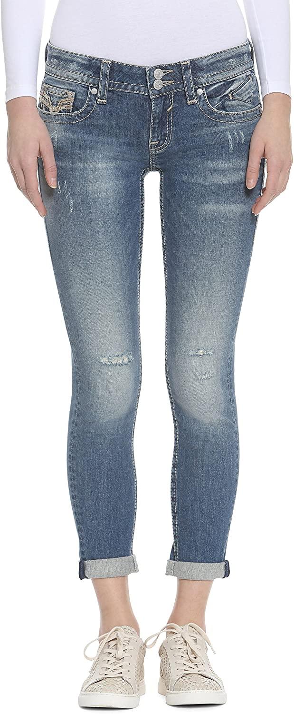 VIGOSS Women's Thompson Tomboy Chelsea Jean