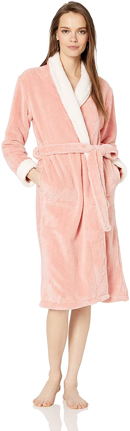 Nine Space Women's Keila Sherpa Robe