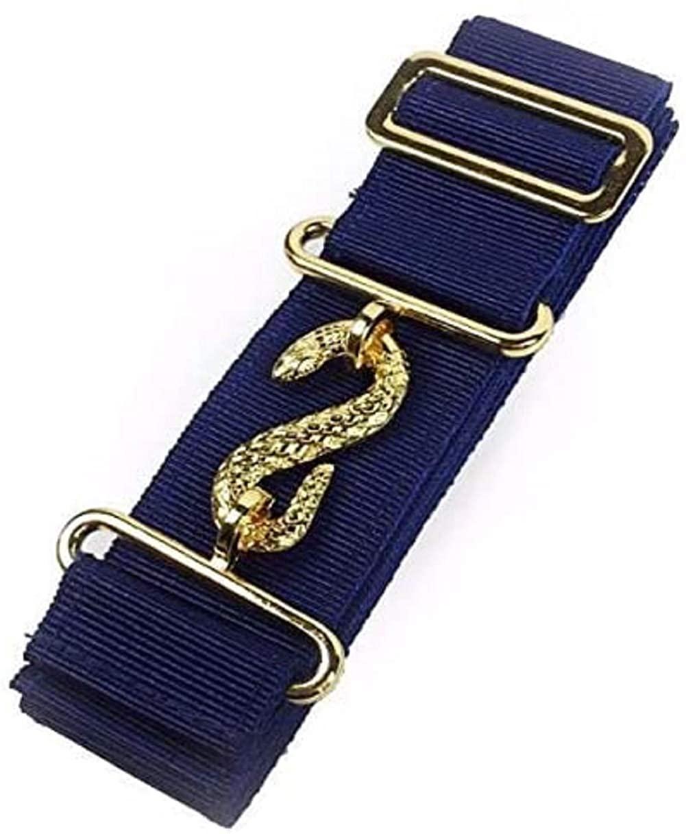 Masonic Belt Extender Navy