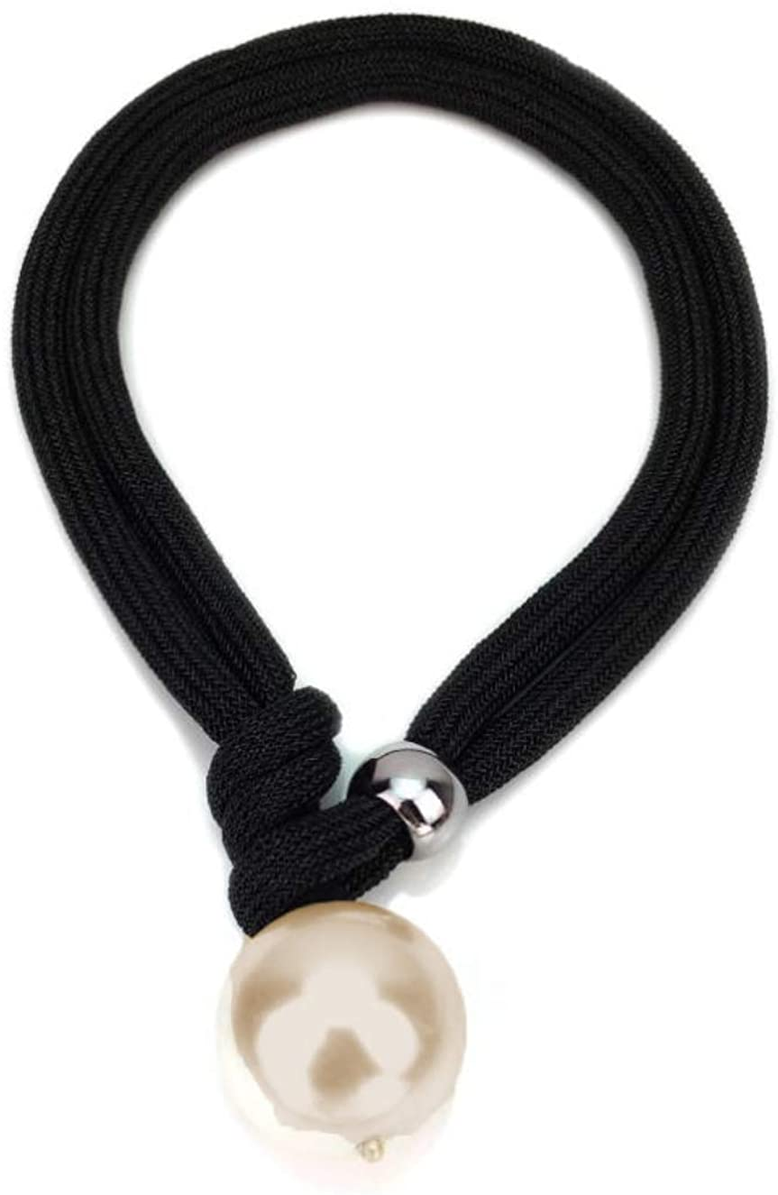 Pearl Choker Statement Necklaces
