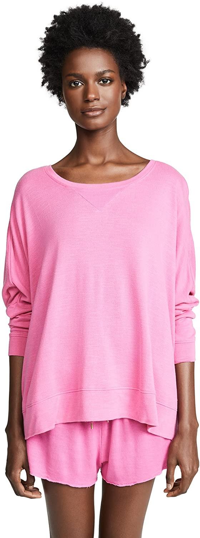 Honeydew Intimates Women's Starlight French Terry Lounge Sweatshirt