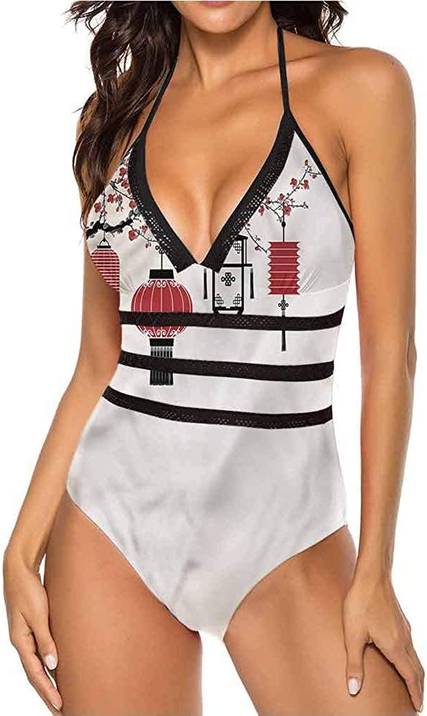 hobeauty home Swimwear Women's Strappy Swimwear for Bachelorette Party