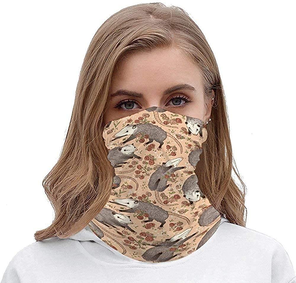 Womens mens headscarf mask seamless multi-functional outdoor dust-proof headdress