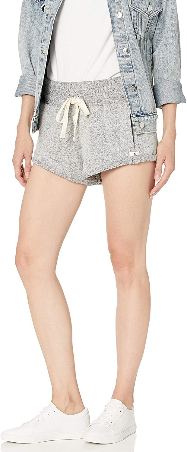 Hurley Women's Chill Fleece Shorts